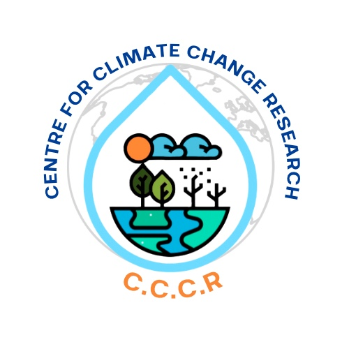 Center for Climate Change Research Logo